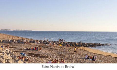 Saint Martin de Brehal
